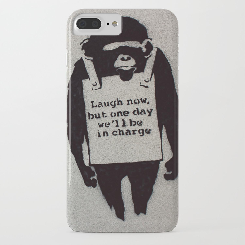 banksy iphone 7 plus case
