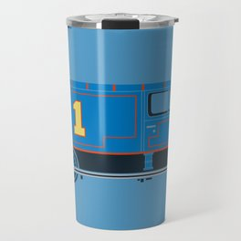 Tommy the Van Engine Travel Mug