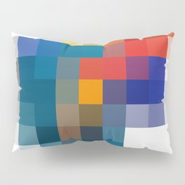 PIX MIX 2 Pillow Sham