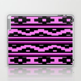 Etnico violet version Laptop & iPad Skin