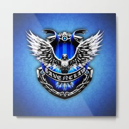 HARRY POTTER RAVENCLAW Metal Print