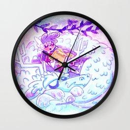 Storybook Dreams Wall Clock