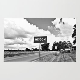 The Road to Wisdom Rug