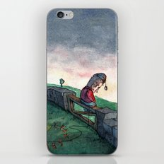 The Apple Prince iPhone & iPod Skin