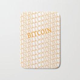 Bitcoin Bitcoin Bath Mat