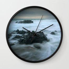 Cornish Coast Wall Clock