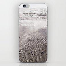 Silver Sea iPhone & iPod Skin