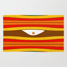 Eye Wave Rug