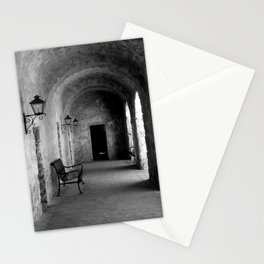 Mission Corridor Stationery Cards