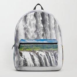 Zimbabwe, Africa - Victoria Falls Backpack