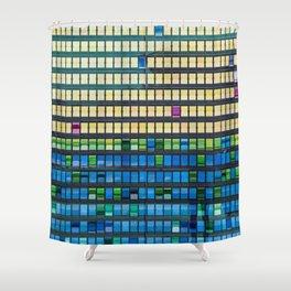 Color Flips Shower Curtain