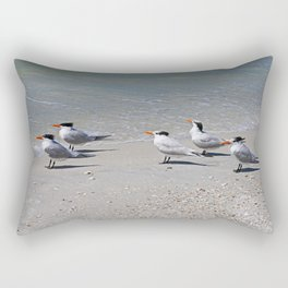 Any Way the Wind Blows Rectangular Pillow