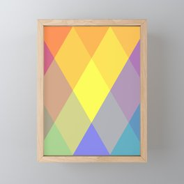 Dusk & Dawn Framed Mini Art Print