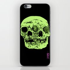 Two Faced iPhone & iPod Skin