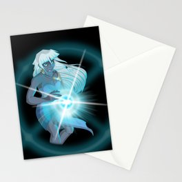 Power Ball Stationery Cards