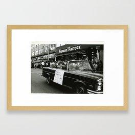 Kerr Crosby Framed Art Print