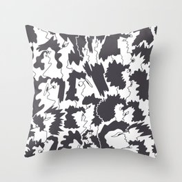 i love all versions of you Throw Pillow