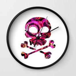 SKULL - P5 Wall Clock