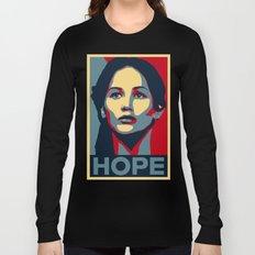 Hunger Games - Hope Long Sleeve T-shirt