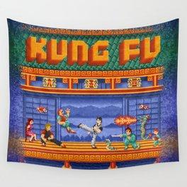 Fu Kung Wall Tapestry