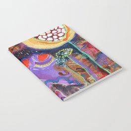 Amethyst Notebook