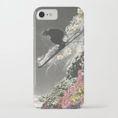 Spring Skiing Slim Case iPhone 7