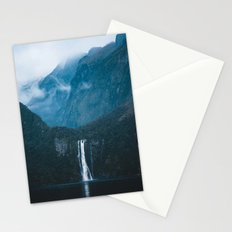 Majestic Milford Sound Stationery Cards