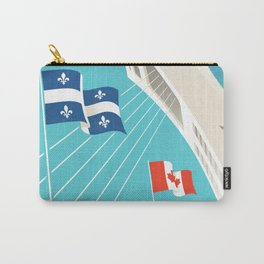 Montreal - Quebec - Canada Carry-All Pouch