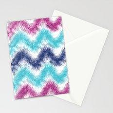 Batik Zig Zag Stationery Cards
