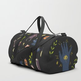 May Flash Sheet Witching Hour Duffle Bag