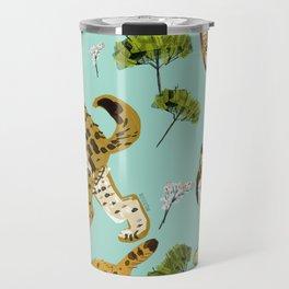 Totem Iberian Lynx Travel Mug