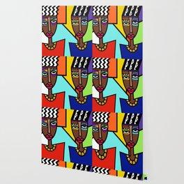 African Beauties  Wallpaper