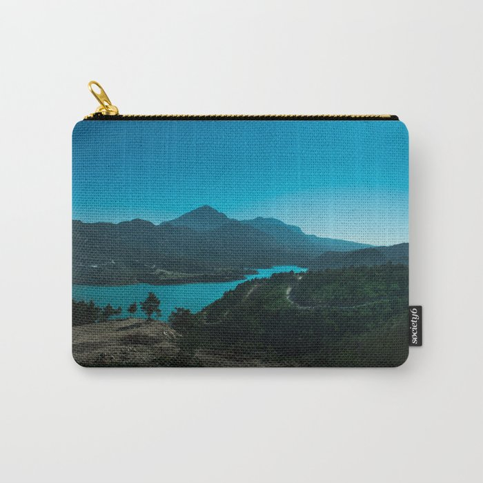 ISLAND STORIES XIII Carry-All Pouch