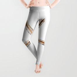 Blonde starfish Leggings
