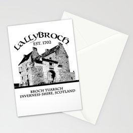 Lallybroch Outlander Stationery Cards