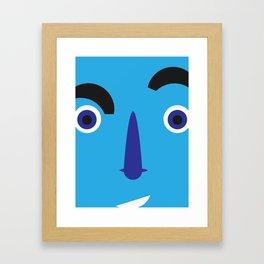 Disbelief Framed Art Print