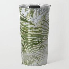 Aloha Palm Leaves // Haiku, Maui Travel Mug