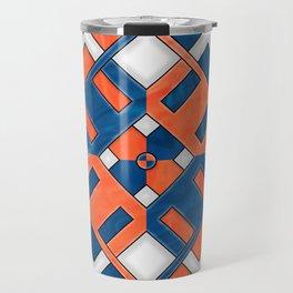 Chamarian Star - Belief Color Scheme Travel Mug