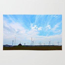 North Cape Wind Farm Rug