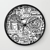 gucci Wall Clocks featuring IRIE by GOONS