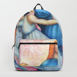 Magdalene, saint Mary Magdalene, Renaissance Backpack