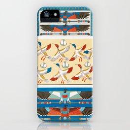 Émile Prisse d'Avennes - Ceiling Ornamentation iPhone Case