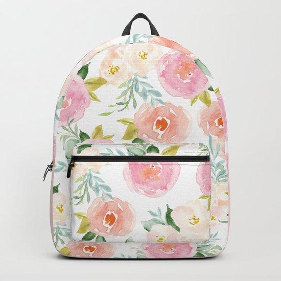 Floral 02 Backpack