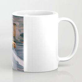 Taxi Cab. Coffee Mug