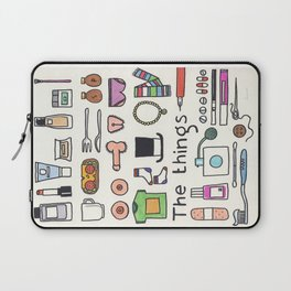 The things Laptop Sleeve