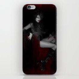 Sanguine Deity iPhone Skin