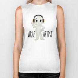 Wrap Artist   Mummy Biker Tank