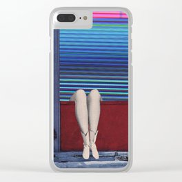 lottery Clear iPhone Case