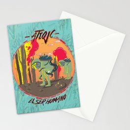El Ser Humano Stationery Cards