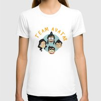 avatar T-shirts featuring Team Avatar by tukylampkin